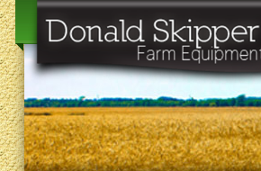 Donald Skipper Farm Equipment