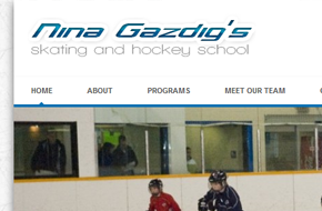 Nina Gazdig Skating and Hockey School